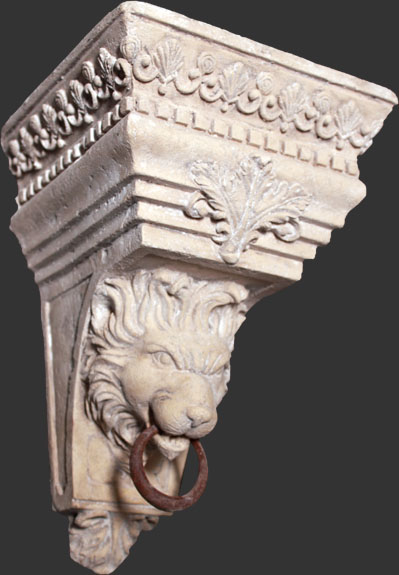 Lion Wall Bracket