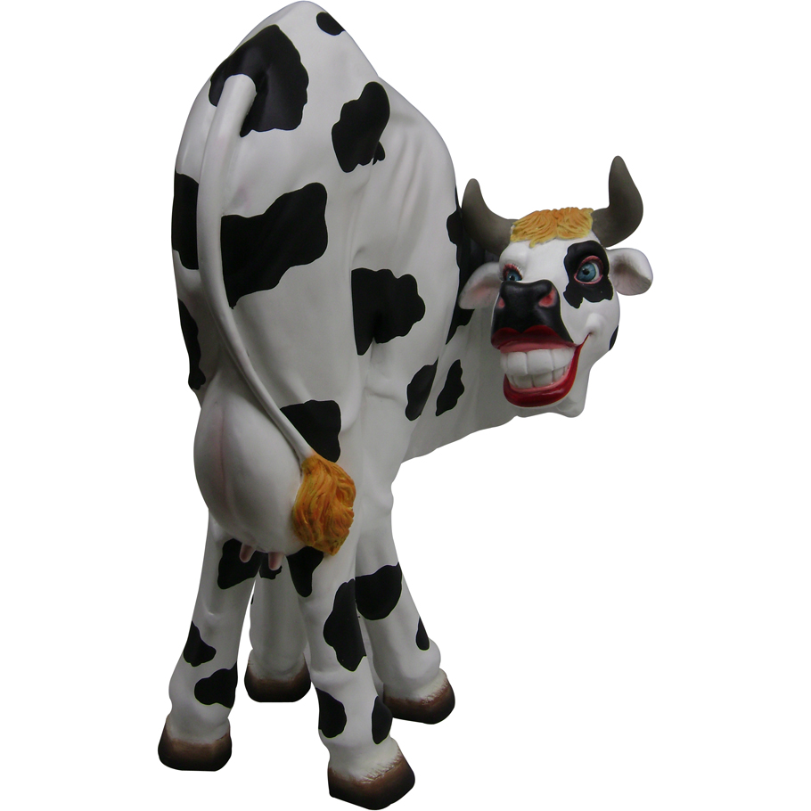 Smiling Cow (with or without Horns)