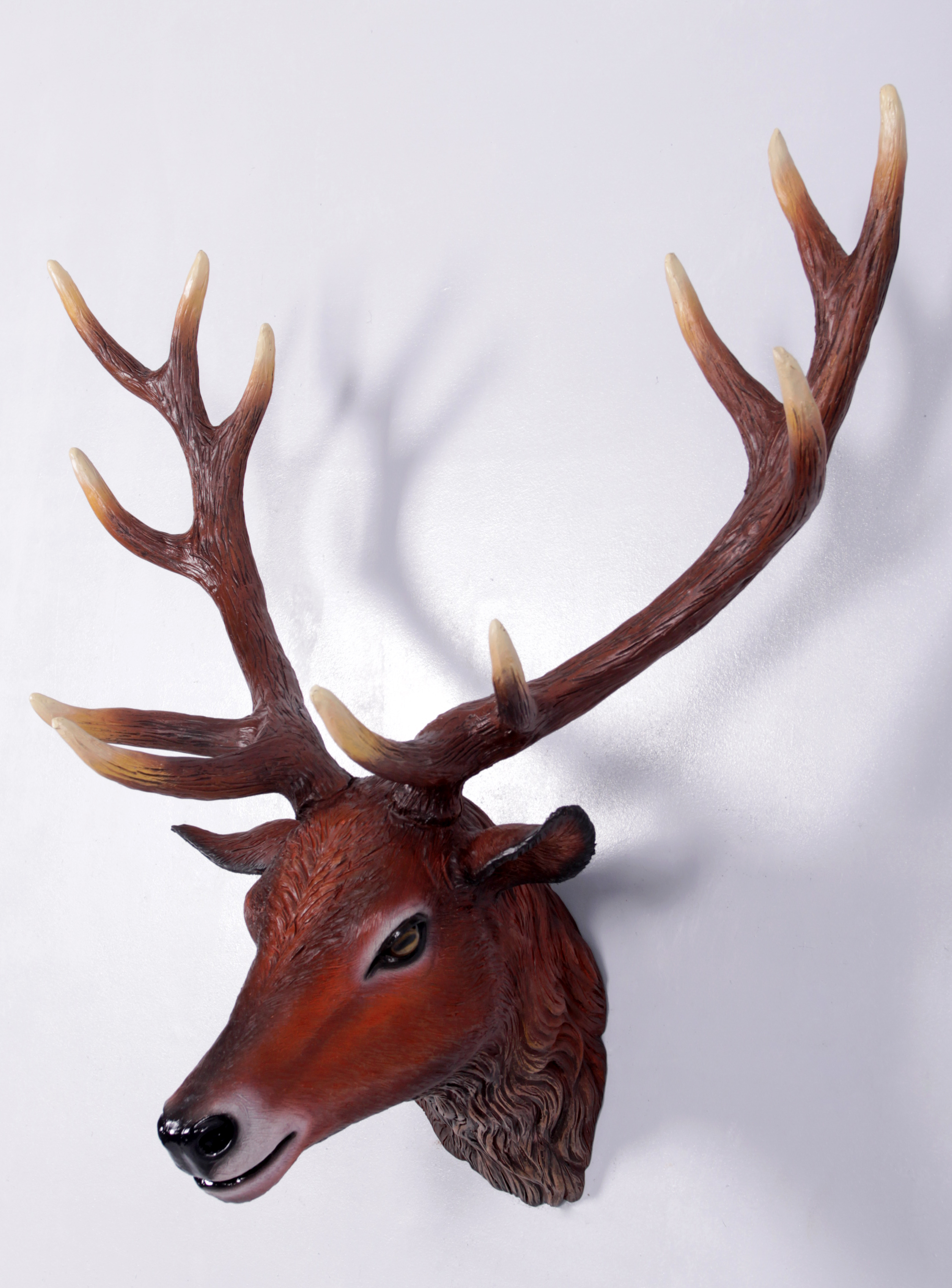 Red Deer Stag Wall Decor