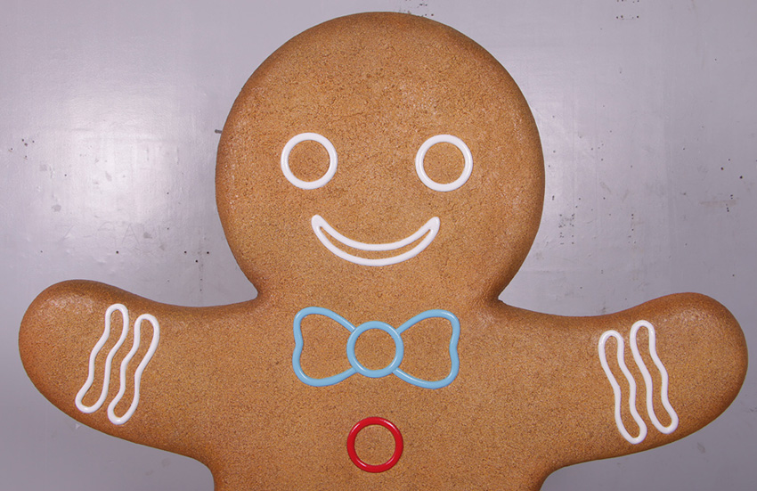 Gingerbread Man 6ft.