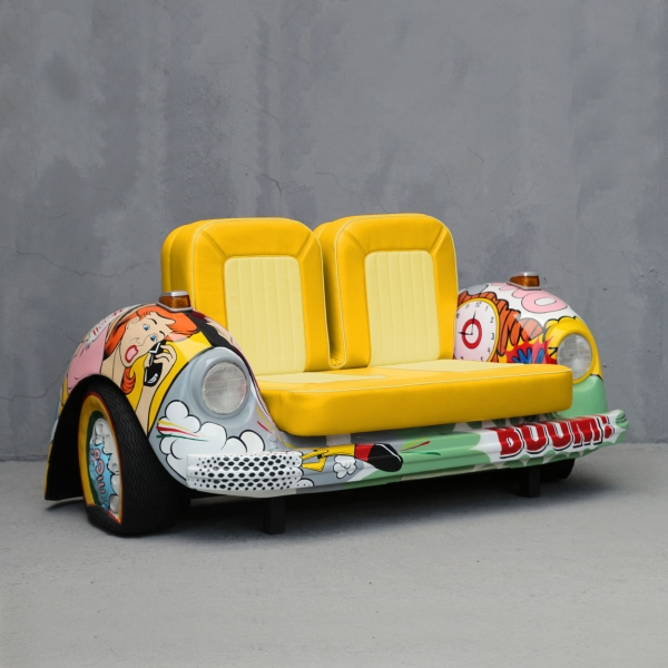 Pop V-Car Sofa