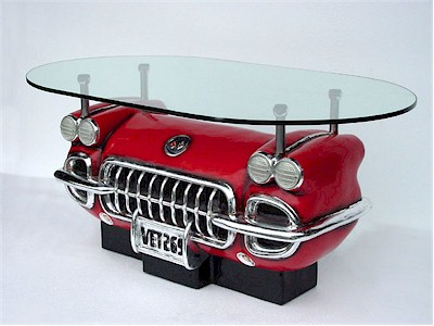 Corvette Coffee Table
