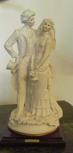 Bride and Groom Figurine