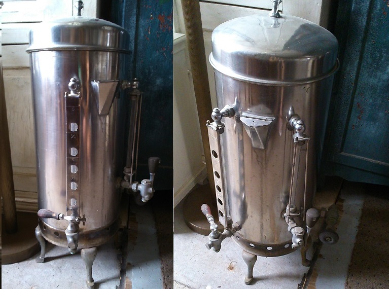 Antique Coffee Urn