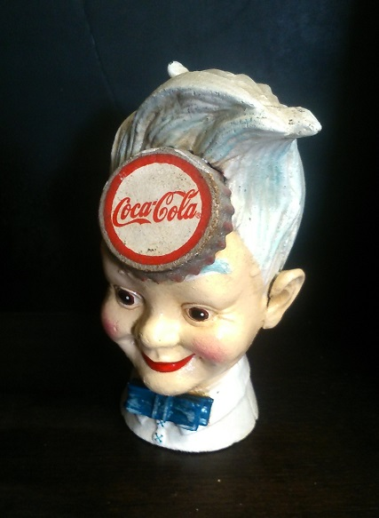 Coca-Cola Cork Head