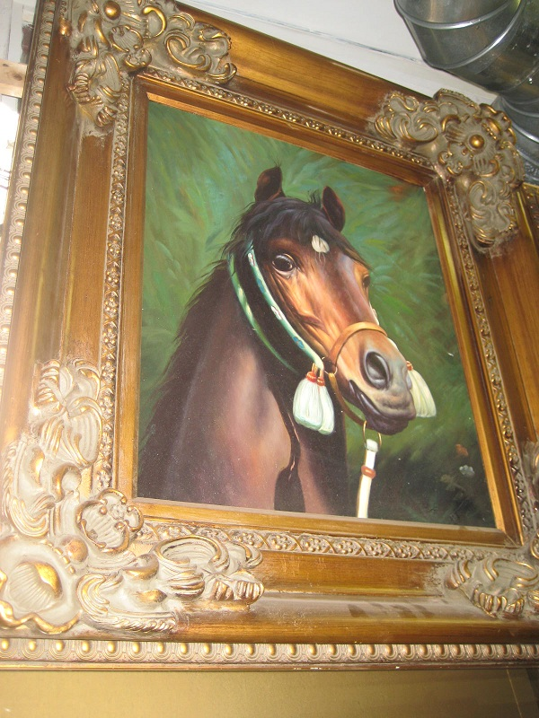 Oil painting Horse Head discounted Oil painting Horse Head ...