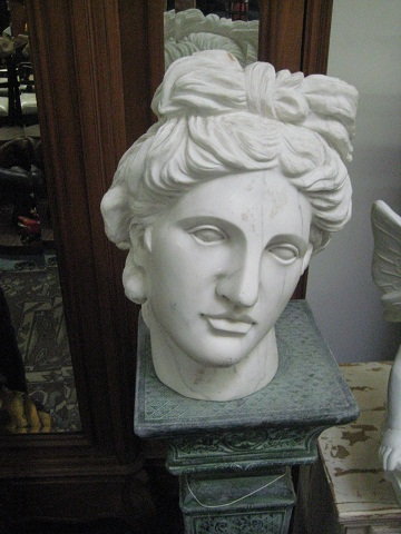 Onyx Bust of Michael Angelo