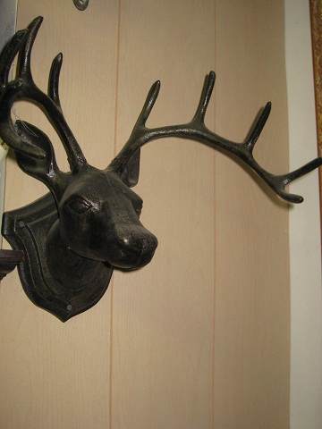 Deer Keyrack Wall Decor