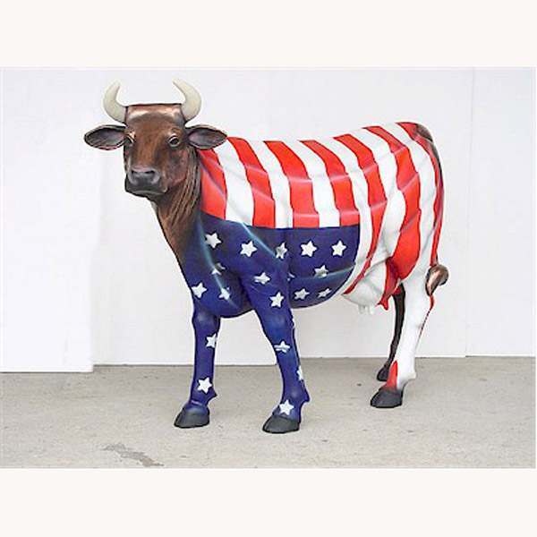beautiful weekend cow