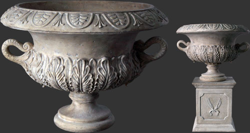 Acanthus Base (Urn not Included)
