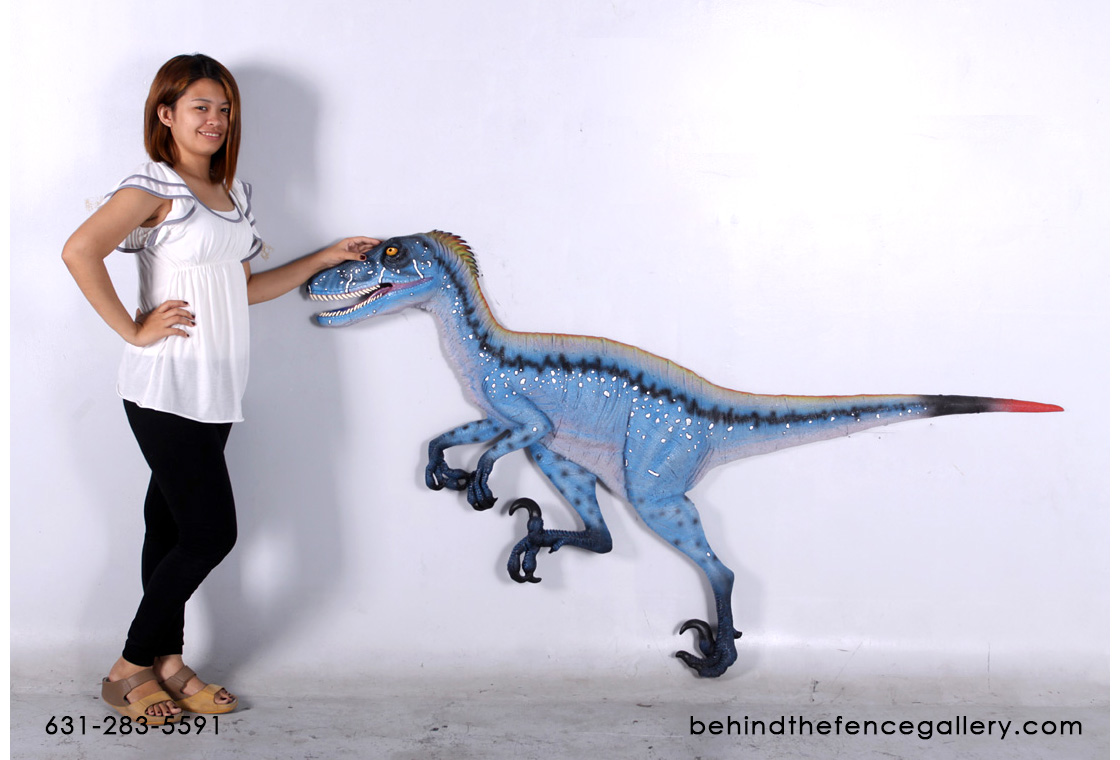 Deinonychus Wall Mount