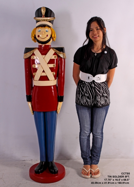 Tin Soldier 5 ft.