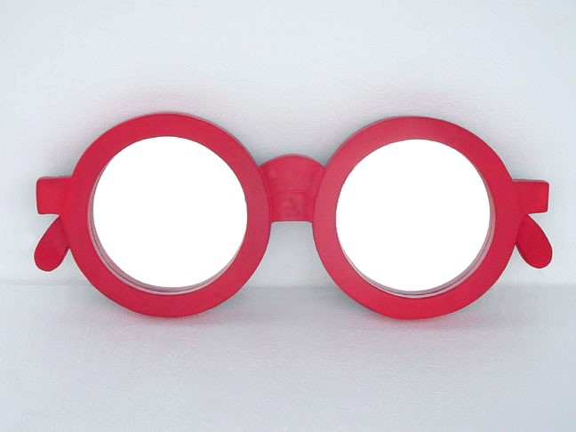 Eyeglass Mirror