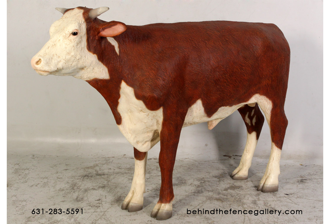 Hereford Steer Statue