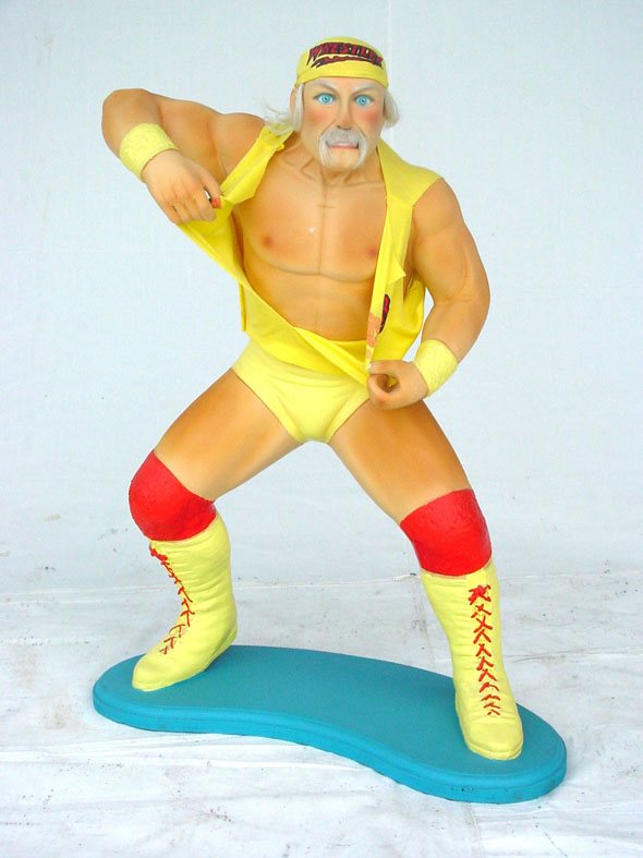Hulk Hogan 3 ft.