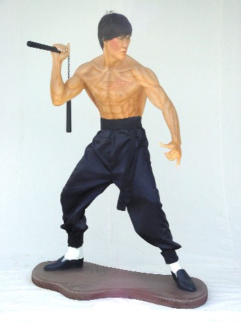Bruce Lee Height / 36 inch. item
