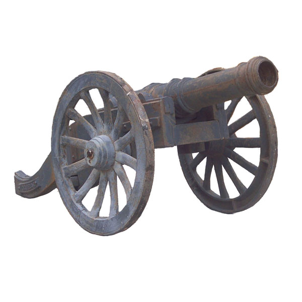 Cast Iron Cannon (Civil War)