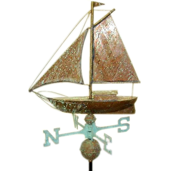Sailboat Weather Vane