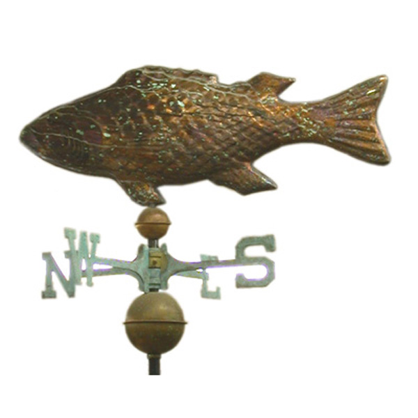 Fish Weather Vane