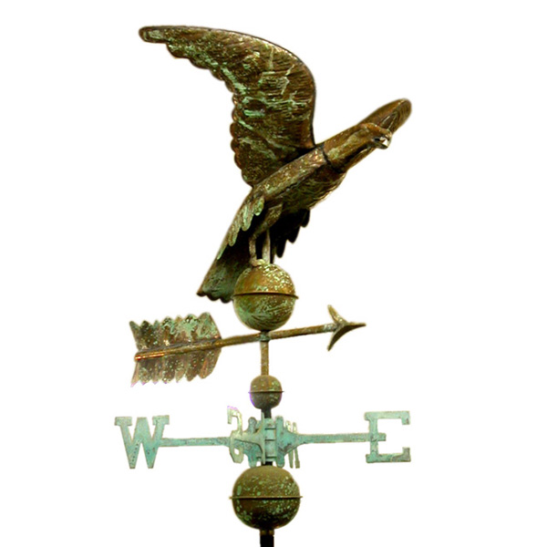 Eagle Weather Vane - Click Image to Close