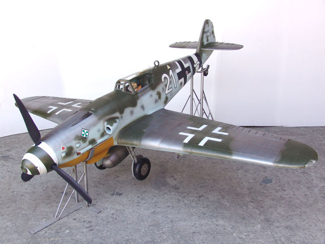Messerschmitt Model Airplane